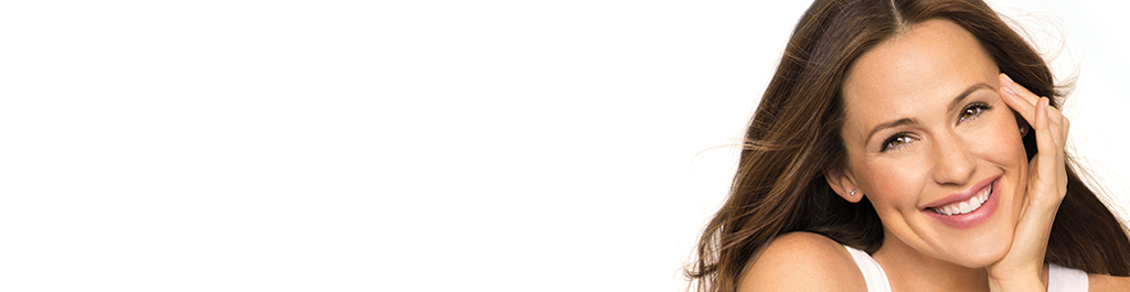 Jennifer Garner souriante