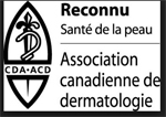 Logo de l'Association canadienne de dermatologie