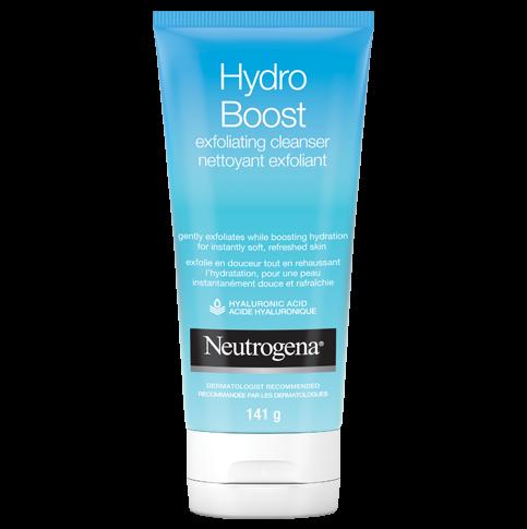 Nettoyant exfoliant NEUTROGENA® Hydro Boost