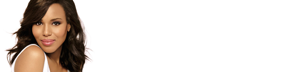 Kerry Washington sourit à NEUTROGENA® - Section Quoi de neuf?