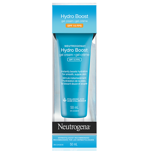 Gel-crème NEUTROGENA® Hydro Boost FPS 15