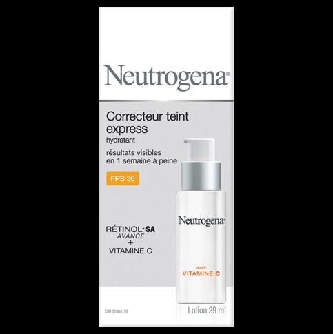 Hydratant NEUTROGENA® Correcteur teint express FPS 30