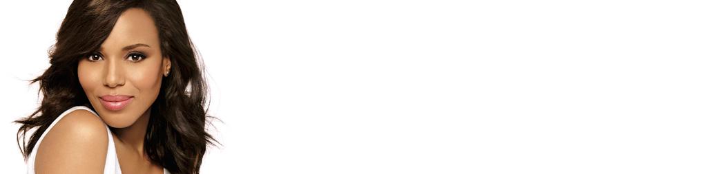 Kerry Washington souriant pour les produits Éclat de NEUTROGENA®