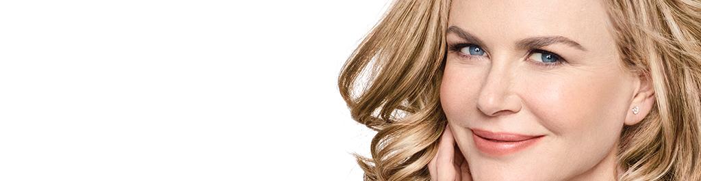 Nicole Kidman pour les soins de la peau antiâge de NEUTROGENA®