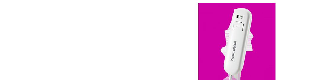Icone du recyclage de la télécommande NEUTROGENA®