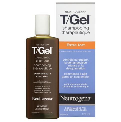 Shampooing thérapeutique NEUTROGENA® T/GEL® Extra