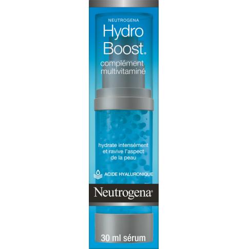 Complément multivitaminé Hydro Boost Sérum, 30 ml