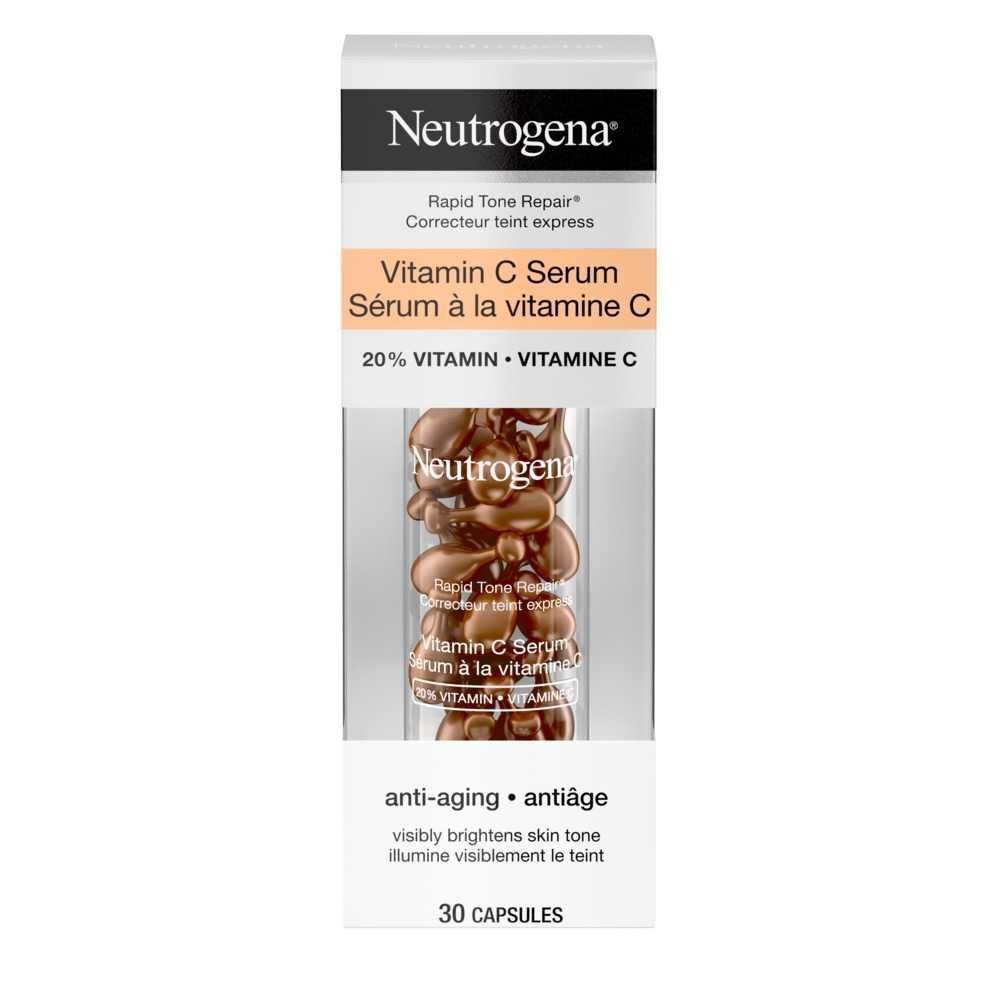 Sérum Neutrogena Correcteur teint express 20 % de vitamine C