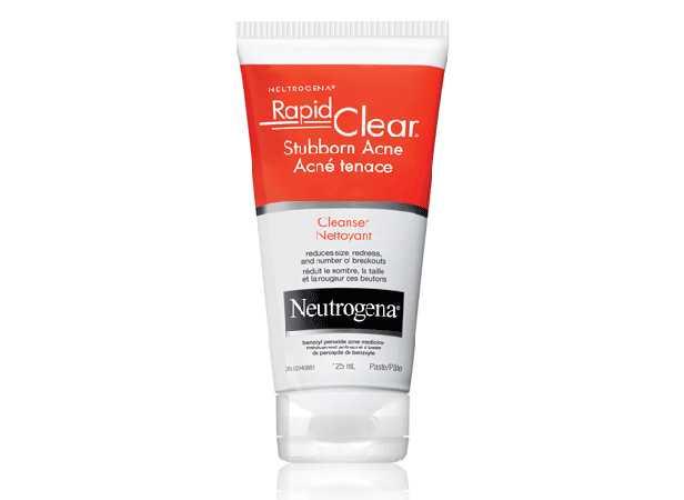 Nettoyant NEUTROGENARapid Clear®Acné tenace