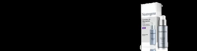 Produit NEUTROGENA® Correcteur de rides Express à base de rétinol SA Avancé