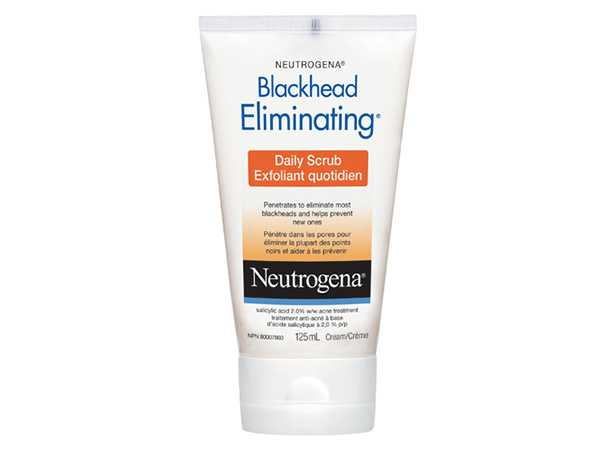 NEUTROGENA BLACKHEAD ELIMINATING® Daily Scrub
