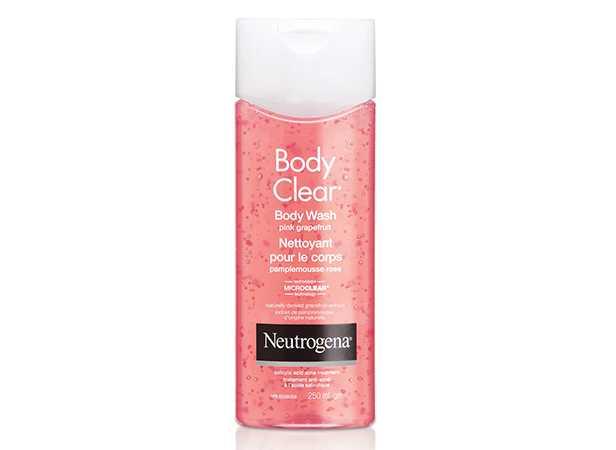 Nettoyant pour le corps NEUTROGENA® BODY CLEAR® Pamplemousse rose