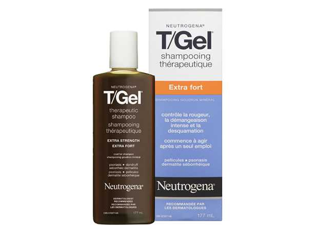 Shampooing thérapeutique NEUTROGENA® T/GEL® Extra fort