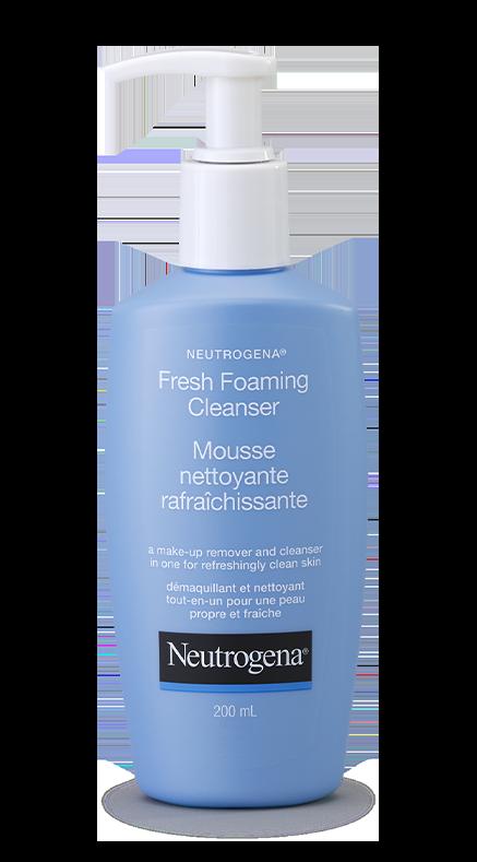 Mousse nettoyante rafraîchissante Neutrogena