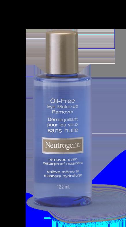 Démaquillant sans huile pour les yeux Neutrogena