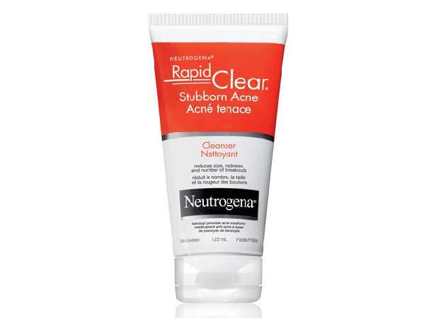 NEUTROGENA RAPID CLEAR® Stubborn Acne