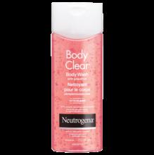 NEUTROGENA® BODY CLEAR® Body Wash Pink Grapefruit