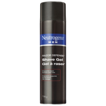 Gel à raser NEUTROGENA® MEN® Razor Defense