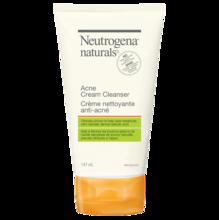 Crème nettoyante antiacné NEUTROGENA NATURALS®