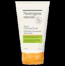 Exfoliant moussant antiacné NEUTROGENA NATURALS®