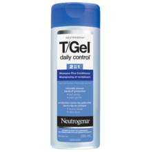 Shampooing antipelliculaire et revitalisant 2-en-1 NEUTROGENA® T/GEL® DAILY CONTROL®