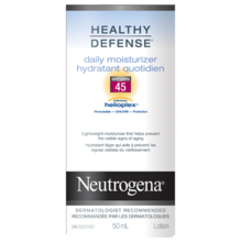 Hydratant quotidien NEUTROGENA® HEALTHY DEFENSE® FPS 45