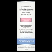 Hydratant sans huile NEUTROGENA® MOISTURE® Peau mixte