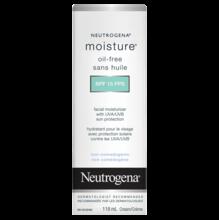 Hydratant sans huile NEUTROGENA® MOISTURE® FPS 15