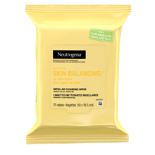 Neutrogena Skin Balancing Micellar Cleansing Wipes