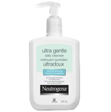 Nettoyant quotidien ultradoux NEUTROGENA® Formule moussante