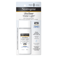Écran solaire quotidien NEUTROGENA® ULTRA SHEER® WATER-LIGHT® Visage FPS 60