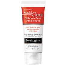 Masque quotidien sans rinçage NEUTROGENA® RAPID CLEAR® Acné tenace