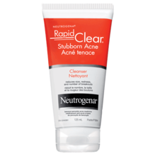 Nettoyant NEUTROGENA RAPID CLEAR® Acné tenace