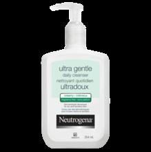 Nettoyant quotidien ultradoux NEUTROGENA® Formule crémeuse, sans parfum