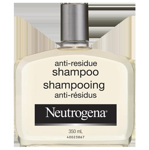 Shampooing antirésidus NEUTROGENA®