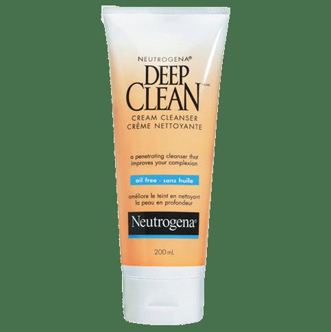 Crème nettoyante NEUTROGENA® DEEP CLEAN®