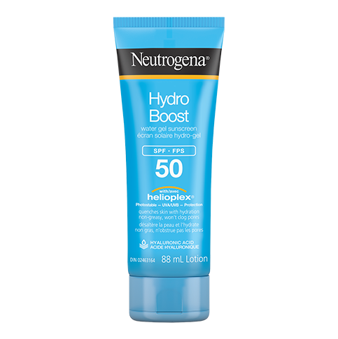 NEUTROGENA® HYDRO BOOST Water Gel Sunscreen SPF 50