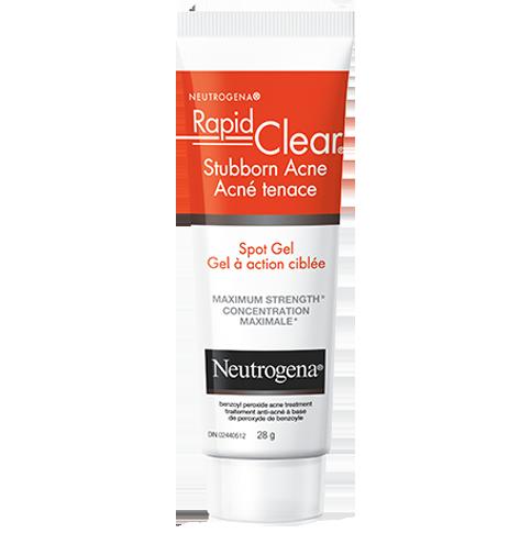 NEUTROGENA RAPID CLEAR® Stubborn Acne Spot Gel