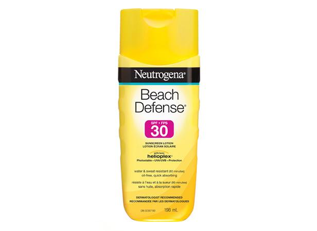 NEUTROGENA®BEACH DEFENSE™Lotions SPF 60