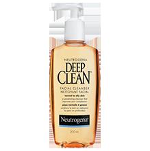 Nettoyant facial NEUTROGENA® DEEP CLEAN®