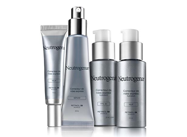 NEUTROGENA® Rapid Wrinkle Repair® Products