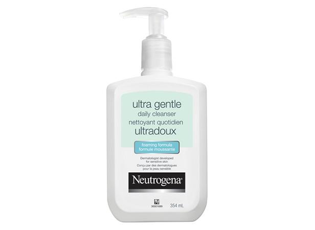Nettoyant quotidien ultradoux NEUTROGENA®Formule moussante